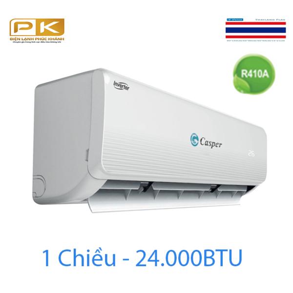 Điều hòa Casper inverter 24000BTU IC-24TL22