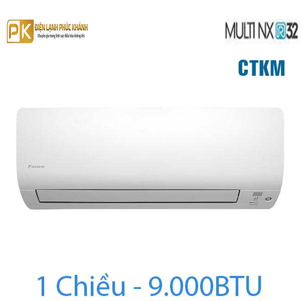 Điều hòa Multi Daikin CTKM25RVMV