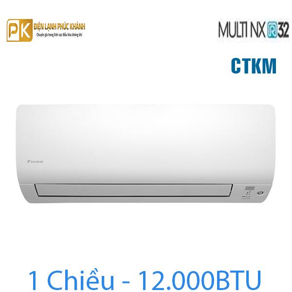 Điều hòa Multi Daikin CTKM35RVMV