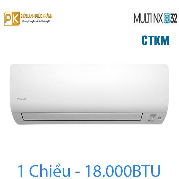 Điều hòa Multi Daikin CTKM50RVMV