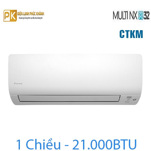 Điều hòa Multi Daikin CTKM60RVMV