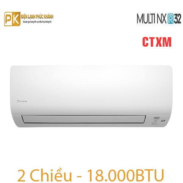 Điều hòa multi Daikin CTXM50RVMV