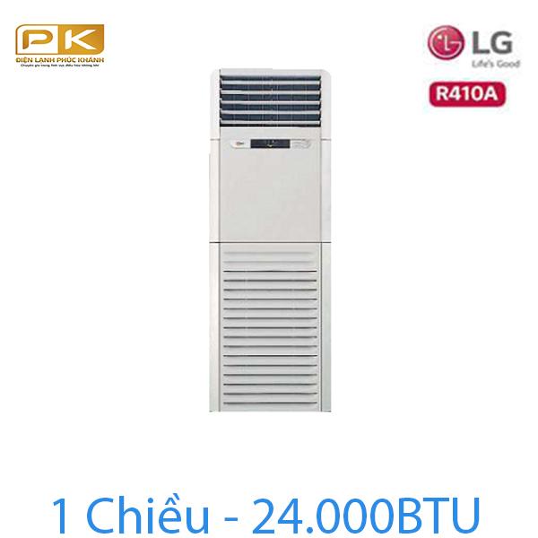 Điều hòa tủ đứng LG 24000BTU APNQ24GS1A3