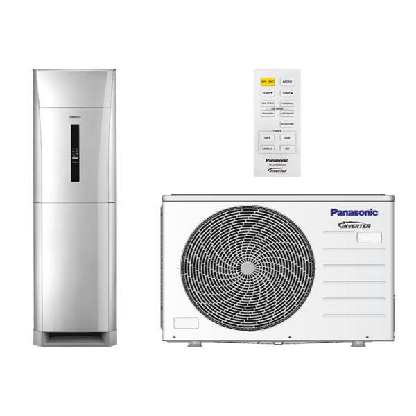 Điều hòa tủ đứng Panasonic 2 chiều Inverter 28.000Btu E28NFQ