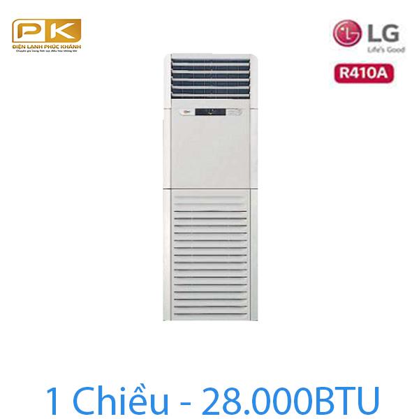 Điều hòa tủ đứng LG 28000BTU APNQ30GR5A3