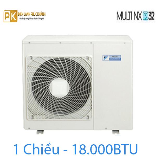 Dàn nóng điều hòa Multi Daikin 1 chiều Inverter 18000Btu 3MKM52RVMV