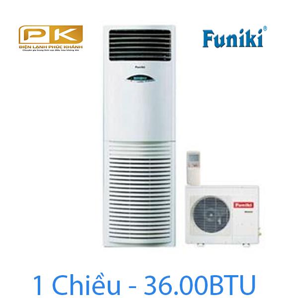 Điều hòa tủ đứng Funiki 1 chiều 36.000Btu FC36