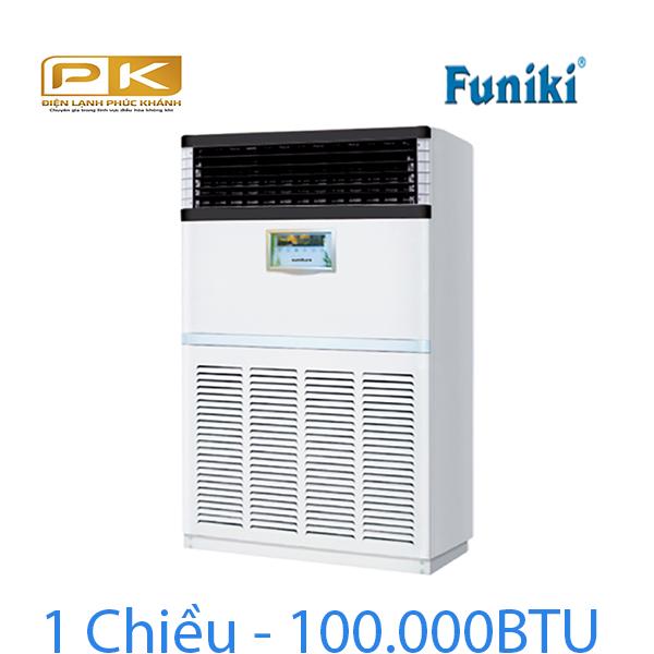 Điều hòa tủ đứng Funiki 1 chiều 100.000Btu FC100
