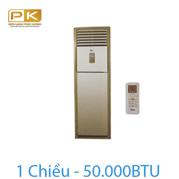 Điều hòa tủ đứng Midea 1 chiều 50000BTU MFSM-50CR