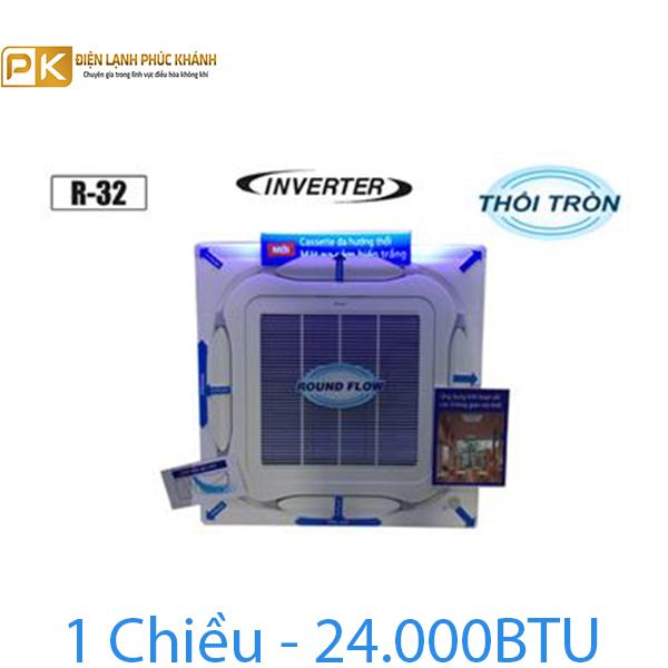 Điều hòa âm trần Daikin 1 chiều inverter 24000BTU FCF71CVM/RZF71CV2V