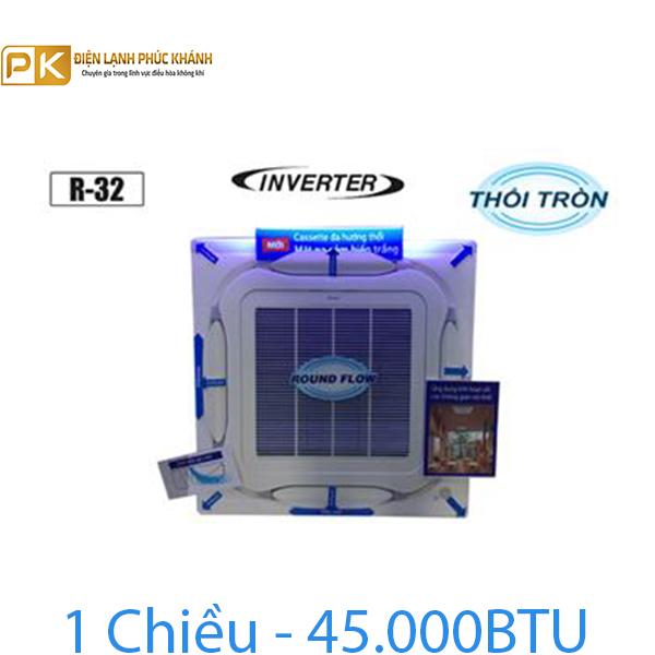 Điều hòa âm trần Daikin 1 chiều inverter 45000BTU FCF125CVM/RZF125CVM
