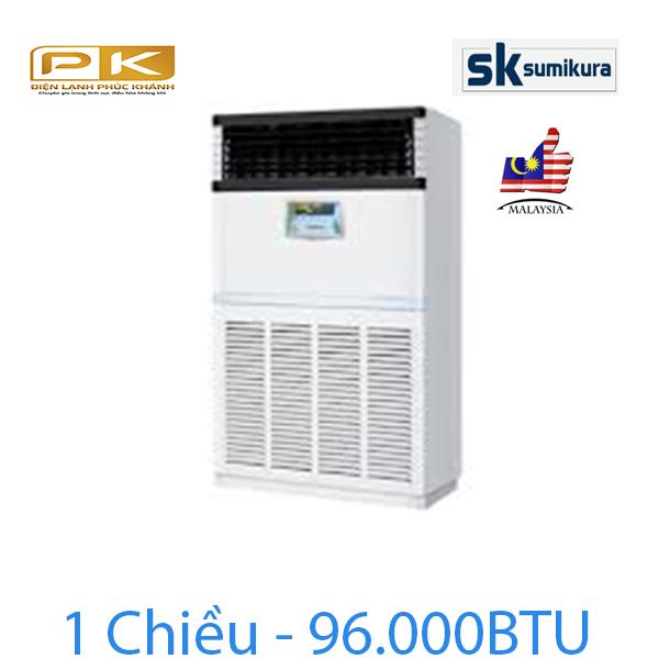 Điều hòa tủ đứng Sumikura 1 chiều 96.000Btu APF/APO-960
