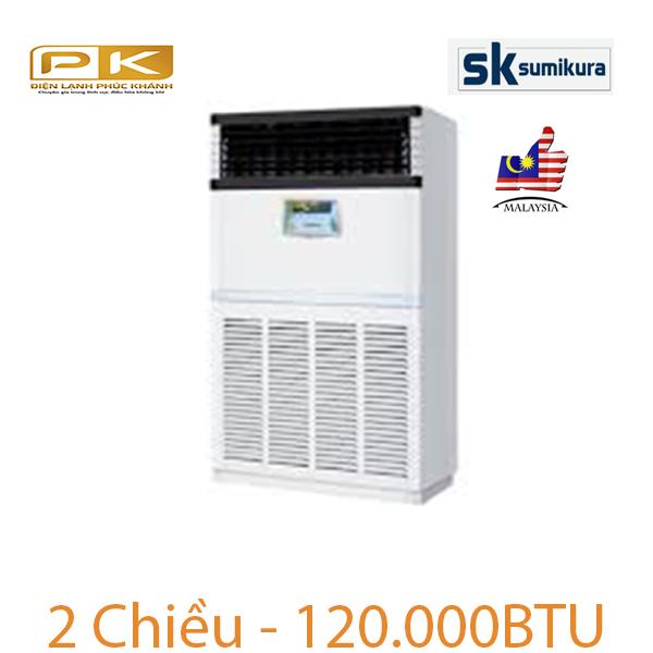 Điều hòa tủ đứng Sumikura 2 chiều 120.000Btu APF/APO-H1200