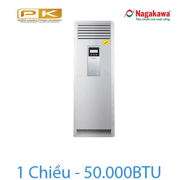 Điều hòa tủ đứng Nagakawa 1 chiều 50.000Btu NP-C50DL