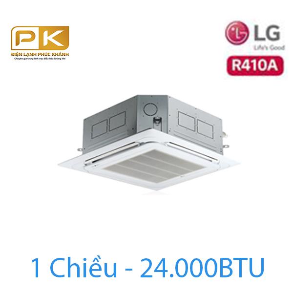 Điều hòa âm trần LG 1 chiều inverter 24.000Btu ATNQ24GPLE6/ATUQ24GPLE6