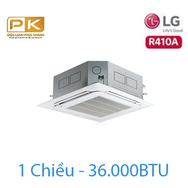 Điều hòa âm trần LG 1 chiều inverter 36.000Btu ATNQ36GNLE6/ATUQ36GNLE6