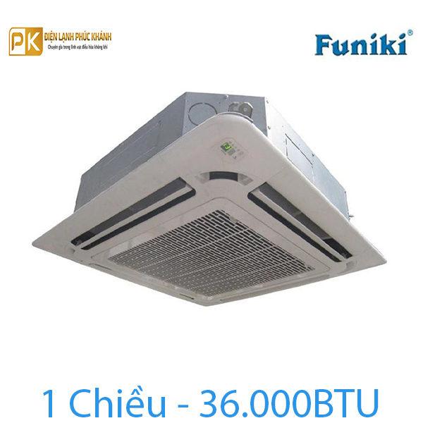 điều hòa âm trần Funiki 1 chiều 36.000Btu CC36