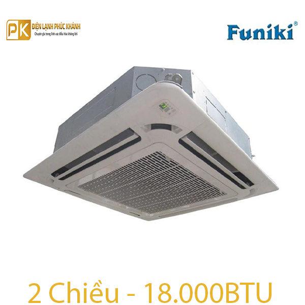 Điều hòa âm trần Funiki 2 chiều 18.000Btu CH18