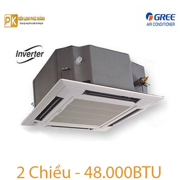 Điều hòa âm trần Gree 48000Btu GKH48K3FI/GUHD48NM3FO/TC05