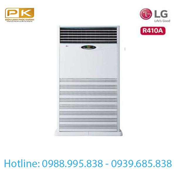 Điều hòa tủ đứng LG 93.000BTU inverter 1 chiều APUQ100LFA0/APNQ100LFA0