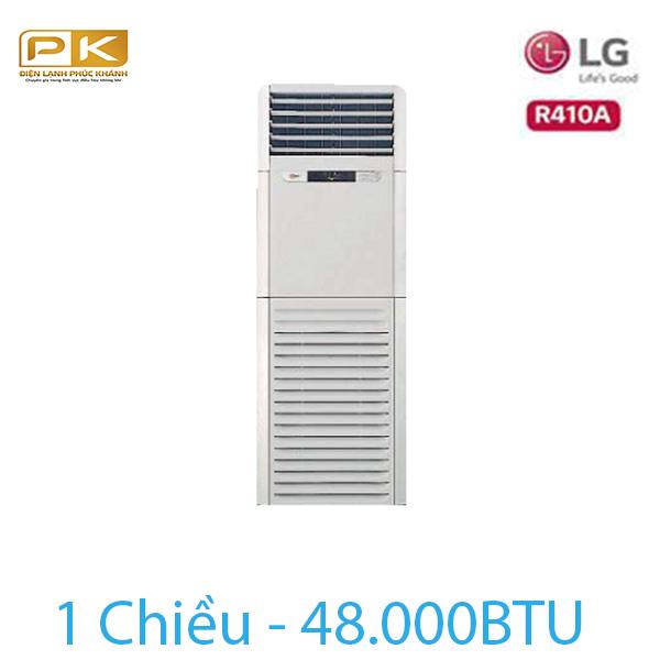 Điều hòa tủ đứng LG 48.000BTU inverter 1 chiều APUQ48GT3E3/APNQ48GT3E3