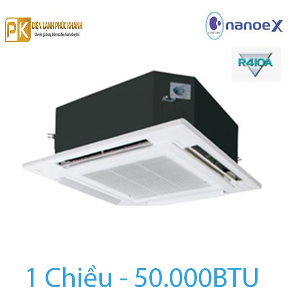 Điều hòa âm trần Panasonic 1 chiều 50.000Btu S-50PU1H5/U-50PV1H8
