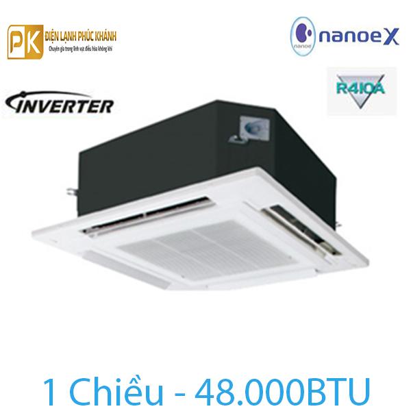 Điều hòa âm trần Panasonic 1 chiều 48000Btu Inverter S-48PU2H5-8/U-48PS2H5-8