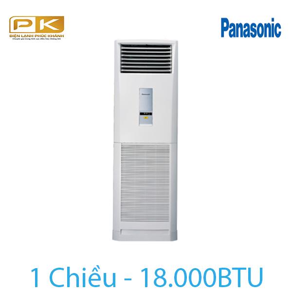 Điều hòa tủ đứng Panasonic 1 chiều 18.000Btu C18FFH