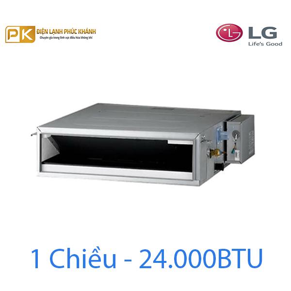Điều hòa Multi LG AMNQ24GL3A0