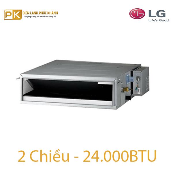 Điều hòa Multi LG AMNW24GL3A2