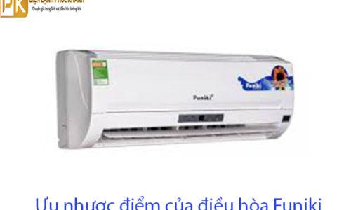 ưu nhược điểm của máy điều hòa Funiki