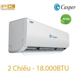 Điều hòa Casper 2 chiều 18.000BTU inverter IH-18TL22