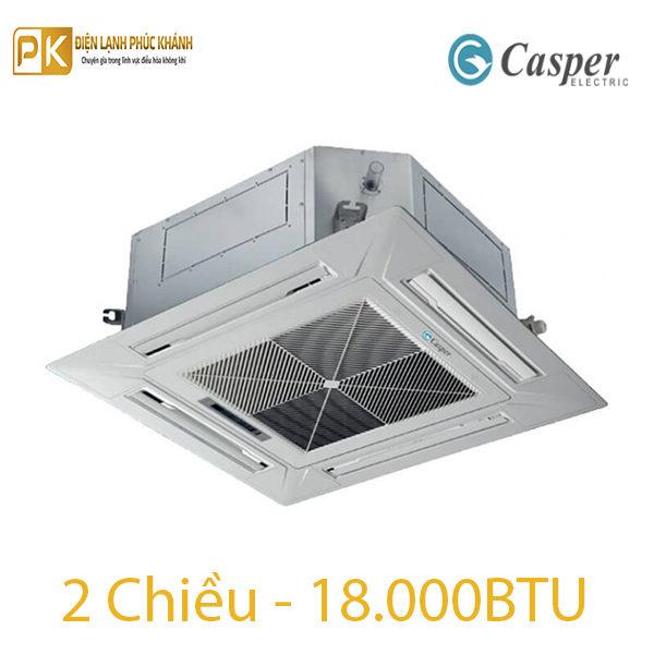 Điều hòa âm trần Casper 18.000BTU CH-18TL22