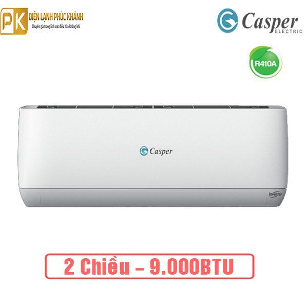 Điều hòa Casper 9.000BTU inverter 2 chiều GH-09TL22