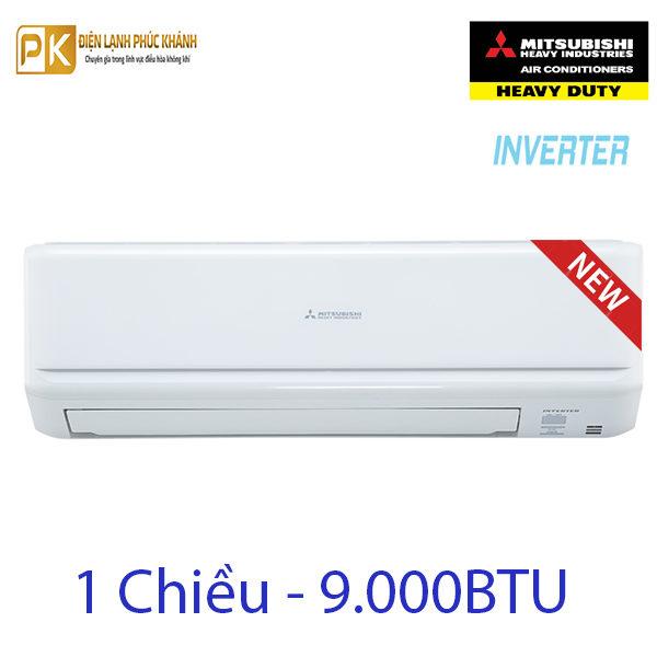 Điều hòa Mitsubishi Heavy inverter 9.000BTU 1 chiều SRK/SRC10YW-W5