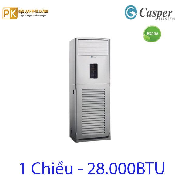 Điều hòa tủ đứng Casper 28.000BTU FC-28TL22