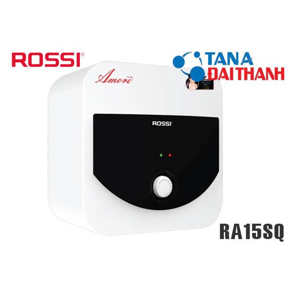 Bình nóng lạnh Rossi Amore 15l RA15SQ