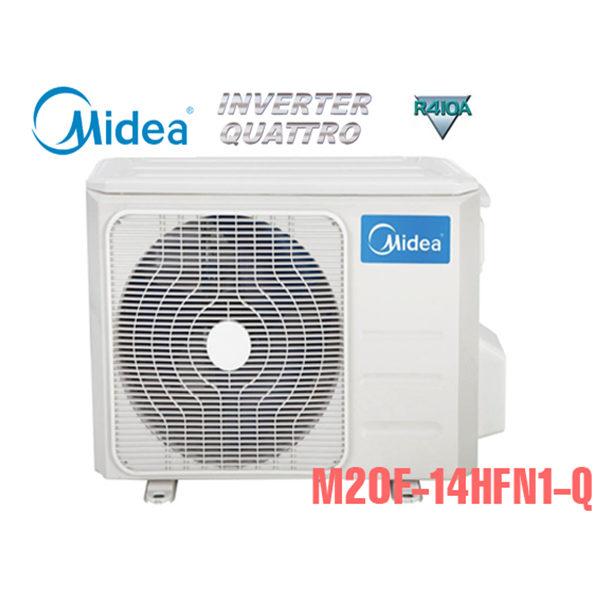 Dàn nóng điều hòa multi Midea 15.000BTU M2OF-14HFN1-Q