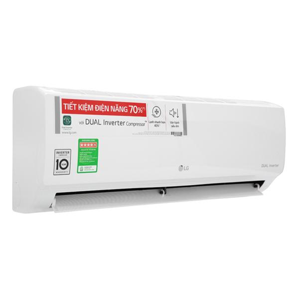 Điều hòa LG 24000BTU 1 chiều inverter V24ENF1