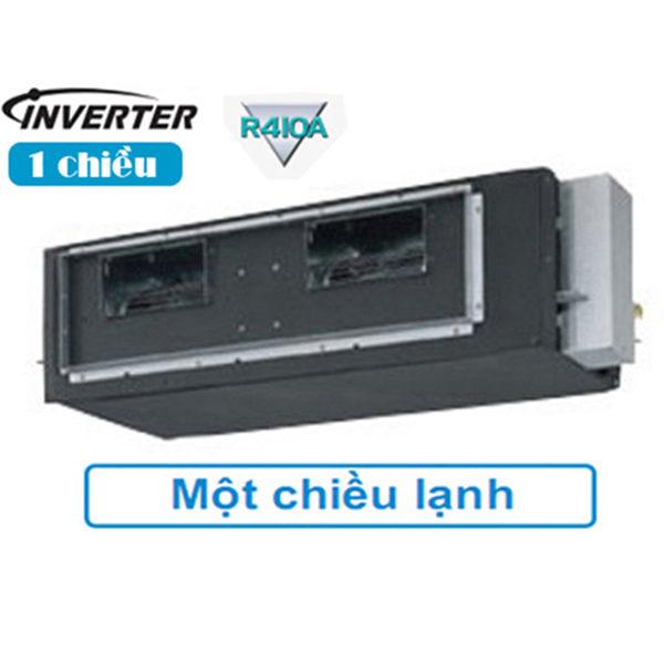 Điều hòa multi Panasonic dàn lạnh âm trần nối ống gió 24.000BTU 1 chiều CS-MS24SD3H