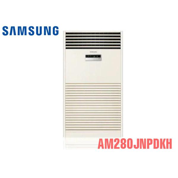 Điều hòa tủ đứng Samsung 100.000BTU AM280JNPDKH