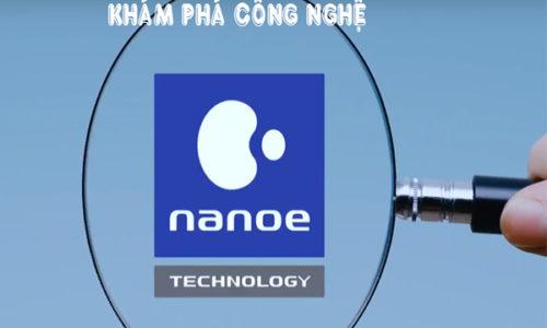 Công nghệ nanoe-G trên máy điều hòa Panasonic