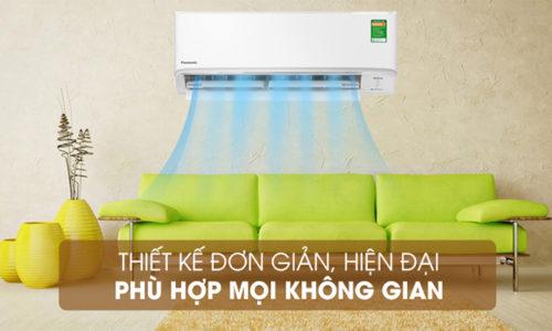Điều hòa panasonic YZ-WKH thiết kế hiện đại