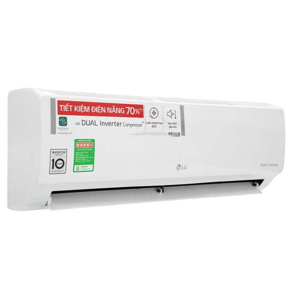 Máy điều hòa LG inverter 1 chiều 9000BTU V10ENW1
