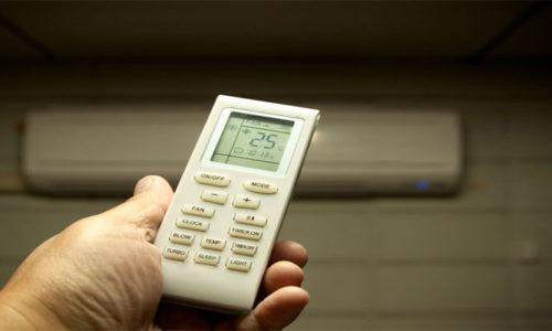 Mẹo sử dụng điều khiển điều hòa tiết kiệm điện