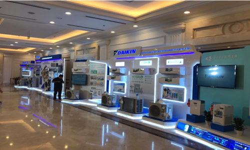 Tổng đại lý máy điều hòa daikin chính hãng giá rẻ tại Hà Nội