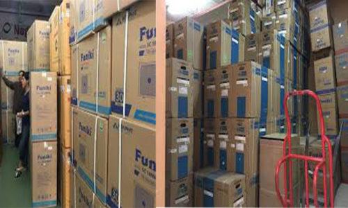 Tổng kho điều hòa Funiki chính hãng giá rẻ tại Hà Nội