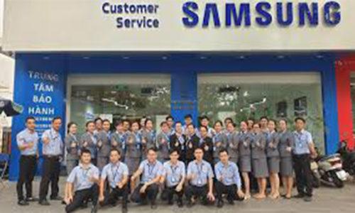 Danh sách các trung tâm bảo hành samsung tại Hà Nội