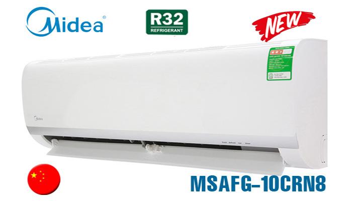 Điều hòa Midea  MSAFG-10CRN8