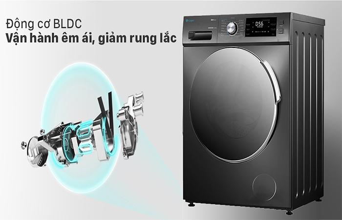 Công nghệ inverter củ máy giặt Casper